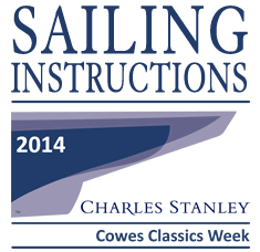 CCW Sailing Instructions Tile 2014