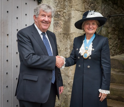 High Sheriffs Trust Claire-Locke Peter-Taylor