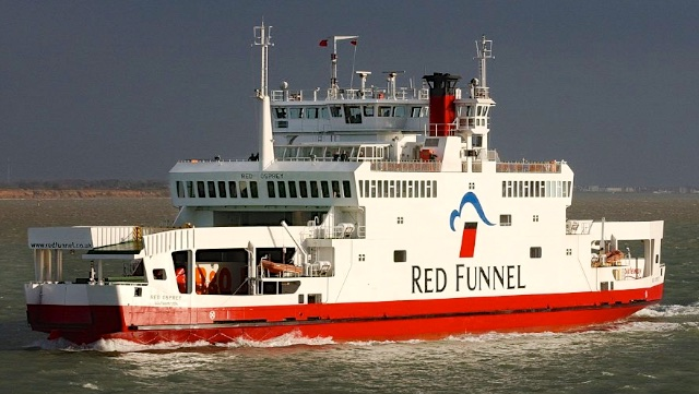Red Funnel Red Osprey