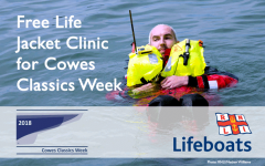 RNLI CCW2018 Lifejacket Clinic Tile