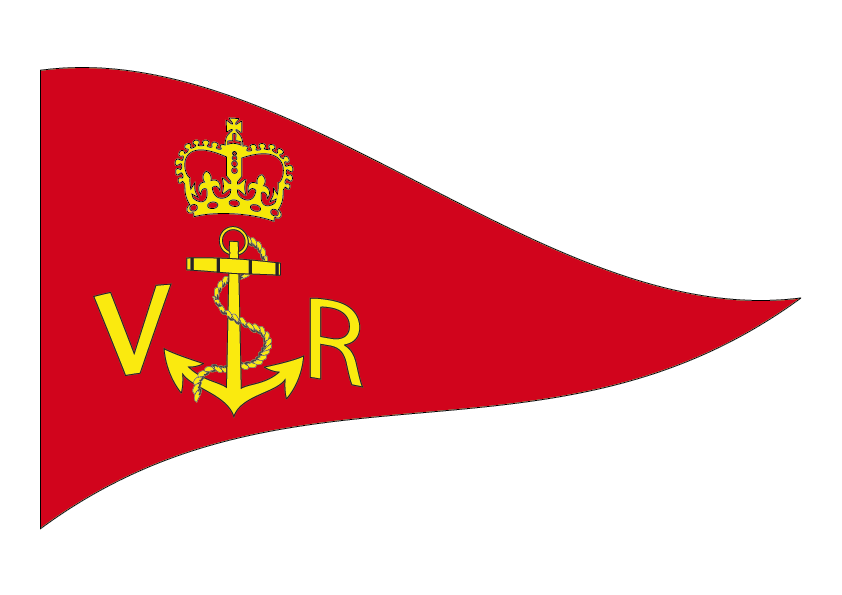 Royal Victoria Yacht Club Burgee